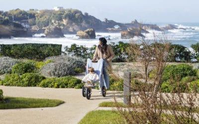 Promener bébé : alternatives durables